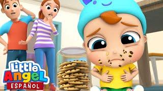 !No comas más dulces Bebé Juan!| Canción Infantil | Little Angel Español