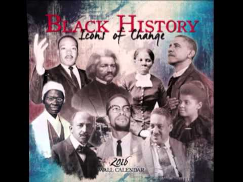 African American 2016 Calendars | Shades of Color | Black Calendars