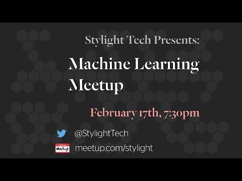 Inaugural Machine Learning Meetup