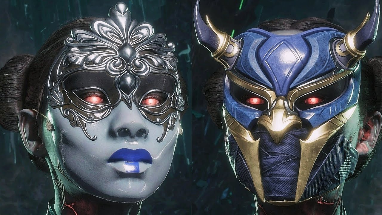 Mortal Kombat 11 Kitana Gear Youtube