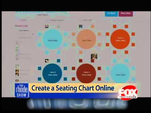 create a seating chart online youtube