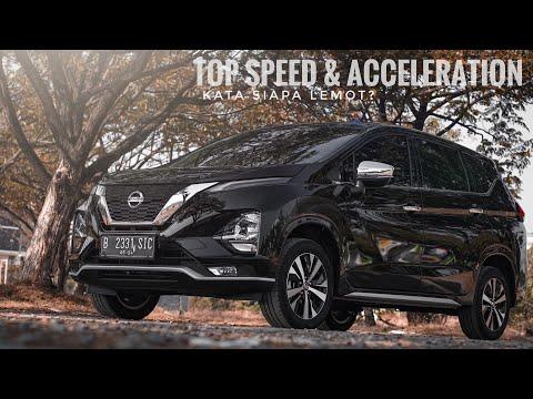 Nissan Livina TOP SPEED, ACCELERATION