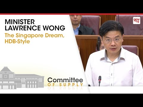 Home Ownership - Building the Singapore Dream