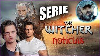 SERIE THE WITCHER de Netflix || CASTING, PRODUCTOR EJECUTIVO Y MÁS