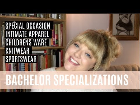 Baccalaureate Degree Fashion Design Specializations | FASHION INSTITUTE OF TECHNOLOGY