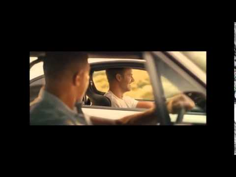 Fast and furious 7 - scena finale tributo Paul Walker