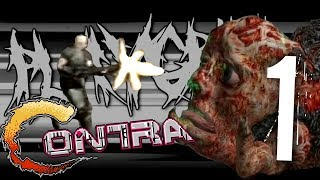 Contra: Shattered Soldier   Part 1   PLAYGRIND