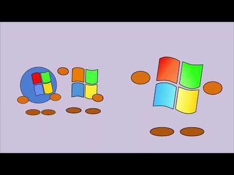 Ed Edd And Eddy Theme But Windows XP, Windows Vista, And Windows 7