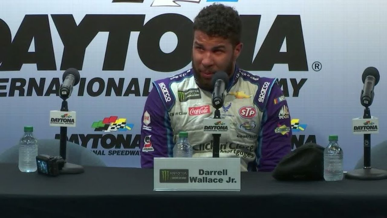 Bubba Wallace is ready to get back on track at Daytona 500 after ...