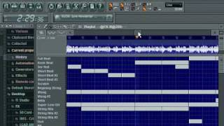 Young Jeezy ft. Akon-Soul Survivor Remix(Fl Studio)