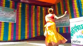 sukno pattai nupur paya amazing dance in nazrul geeti