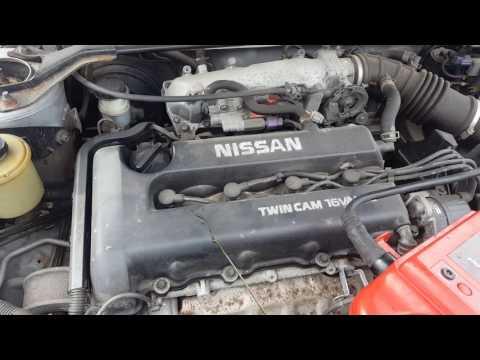 Контрактный двигатель Nissan (Ниссан) 2.0 SR20DE   Где купить?   Тест мотора