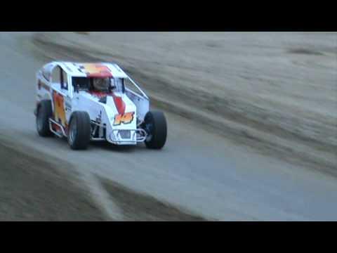 Stacy Roberts practice Delmarva Motorsports Park Seaford Delaware