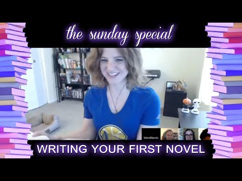 WRITING YOUR FIRST NOVEL