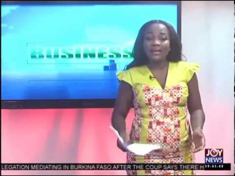Graphic Design Awards Ghana 2015 Joy News Prime News Clip