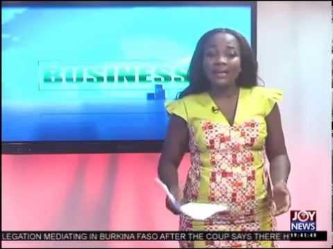 Graphic Design Awards Ghana 2015 Joy News Prime News Clip