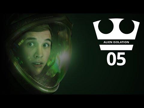 Jirka Hraje - Alien Isolation 05 - Útěk!