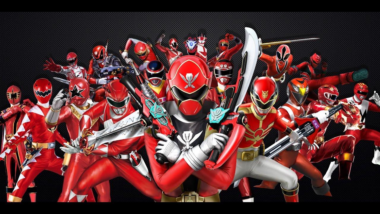 Top 15 Chiến Binh Siêu Nhân Đỏ Nổi Tiếng Nhất Mọi Thời Đại - Power Rangers