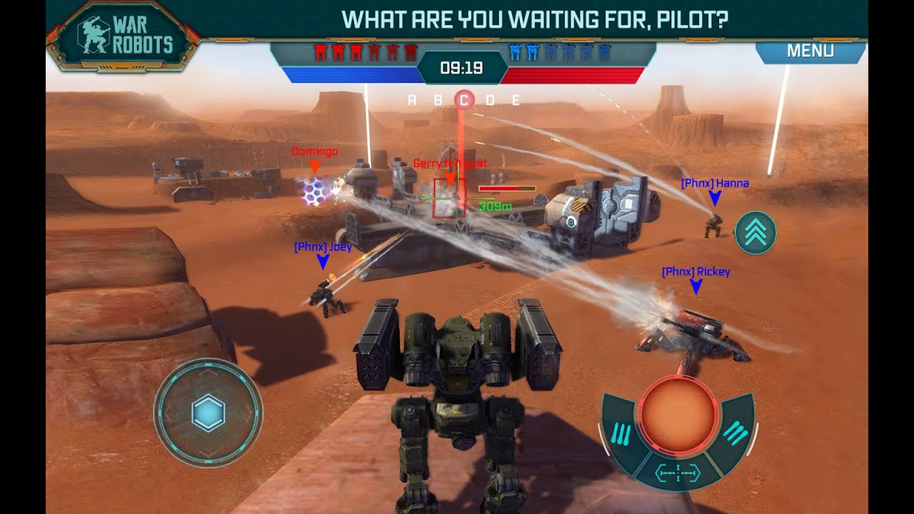 War Robots: The Best Robots and Weapons of 2019 | BlueStacks