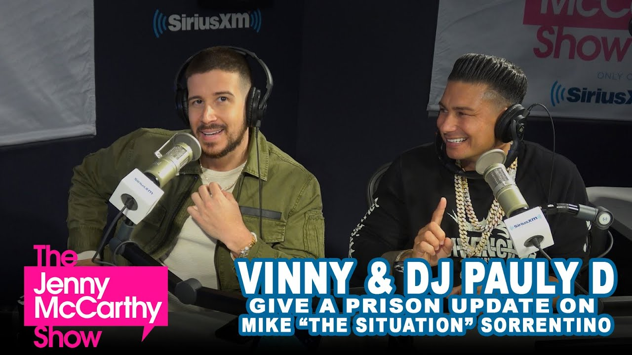 Pauly D Saw Fyre Festival Founder Billy McFarland While Visiting Mike 'The Situation' in Prison