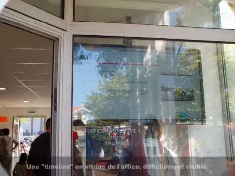 Biscarrosse c 39 est l 39 office de tourisme du futur youtube - Office du tourisme biscarrosse ...