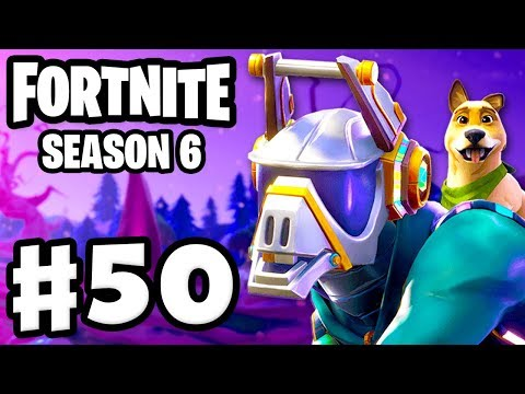 Fortnite Season 6! New Pets, Skins, And Battle Pass! DJ Yonder! - Fortnite - Gameplay Part 50