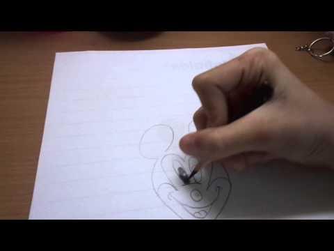 วาดมิกกี้เมาส์ by N'nurse