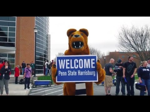 Welcome To Penn State Harrisburg!