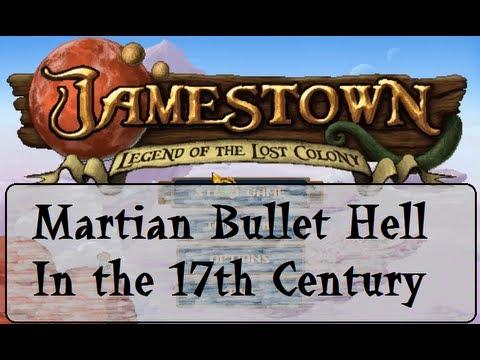 Anachronistic Martians - Scott Plays Jamestown