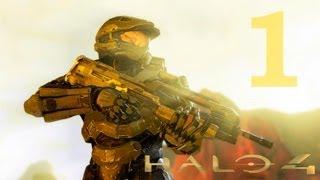 Halo 4 - Часть 1 [Вперёд к рассвету]