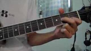 [吉他譜] 陳綺貞 吉他手