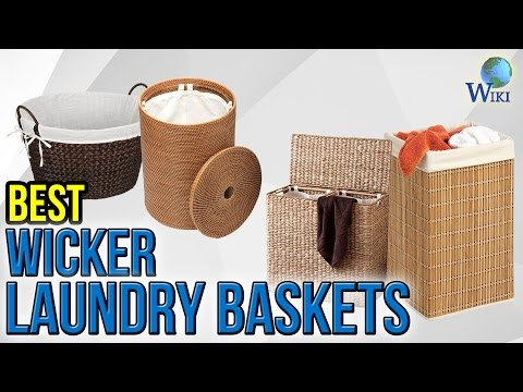 10 Best Wicker Laundry Baskets 2017