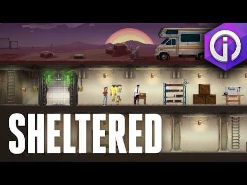 It's Like Fallout Shelter, Only Good | Sheltered Livestream Archive