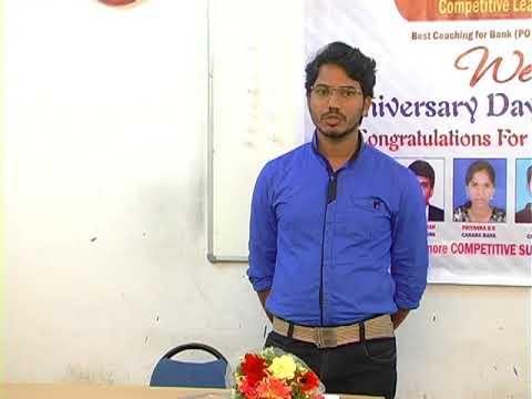 Bank exam coaching centers in Bangalore