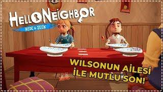 TÜM OYUNCAKLARI BULDUK! - MUTLU SON | Hello Neighbor Hide & Seek