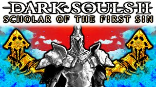 Dark Souls 2: Scholar of the First Sin - THE KNIGHT