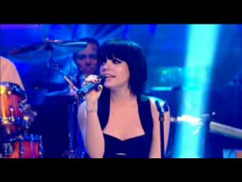 Lily Allen - Not Fair, Strictly Come Dancing