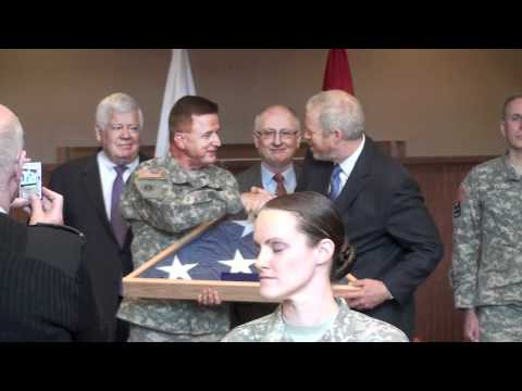 Fort Lawton Handed Over to City of Seattle
