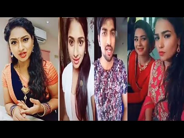 Tiktok India ,all Telugu actors,funny latest dubsmash,????????????ATA Sandeep, kathalo rajakumari ,