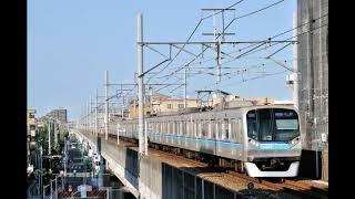東京地下鉄(営団)05系 10次車 05-231号車 西船橋→(各駅停車)→三鷹