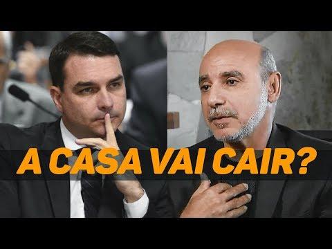 JUSTIÇA QUEBRA SIGILO BANCÁRIO DE FLÁVIO BOLSONARO E QUEIROZ | CATRACA LIVRE