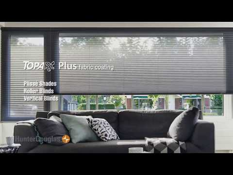 Plissé Fabrics - Topar® Plus 2018