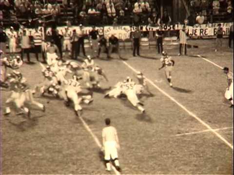 1970 Lower Richland football highlights part 1