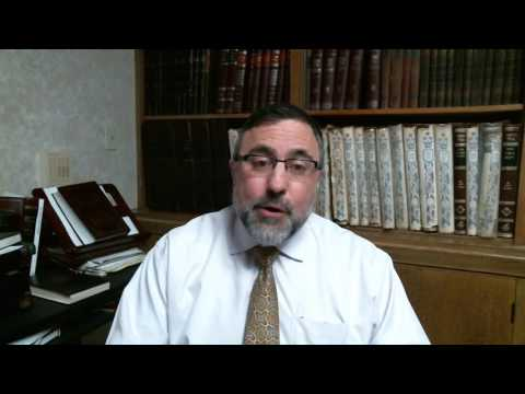 Video Vort - Miketz 5777 - Rabbi Etan Tokayer
