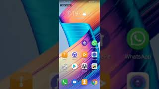 How to chang message Centre number honor play & huwai smartphone
