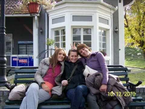 Friends Messing around Serbia,Sargan Eight ,Mokra Gora,Visa Grad,Visegrad Bosnia