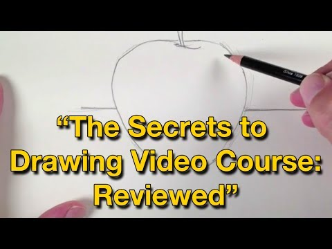 The Secrets to Drawing: The Best Complete Online Drawing Course Reviewed