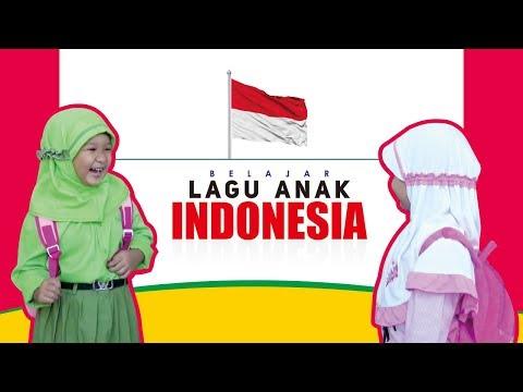 Belajar Lagu Anak Indonesia di Hari Pertama Masuk Sekolah - Learn Kids Songs