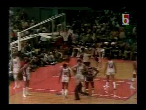 1977 NBA Playoffs: Portland vs LA Lakers