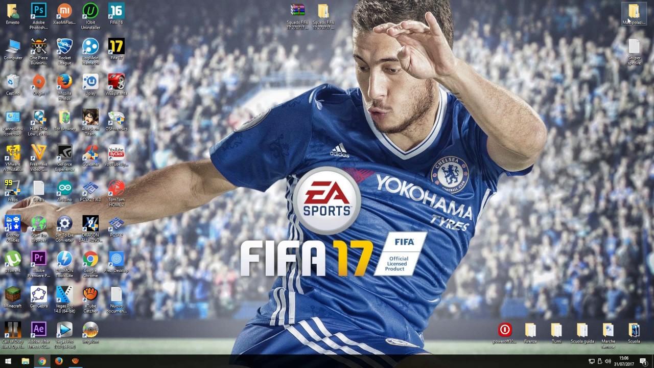 SCARICA ROSE AGGIORNATE FIFA 16